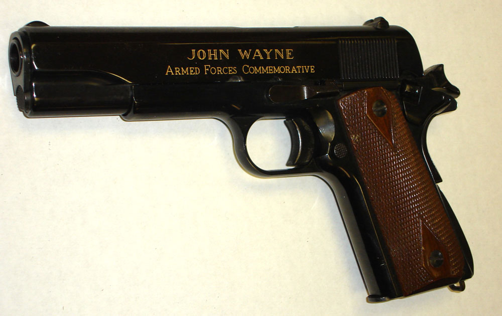 John Wayne Armed Forces Commemorative 45 Automatic